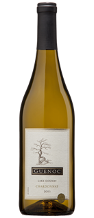 Guenoc Chardonnay Lake County 2013 750ml - Case of 12